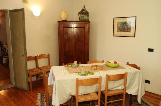 Villa da Ponte B&B: Cucina