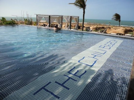 The Chili Beach Boutique Hotel & Resort: piscina