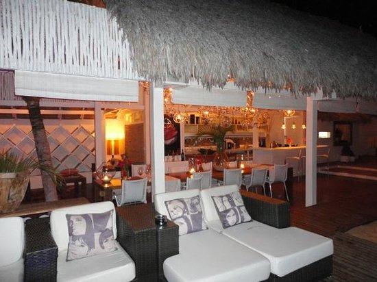 The Chili Beach Boutique Hotel & Resort: área comum