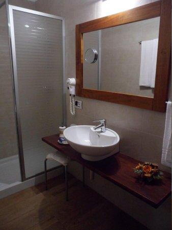 Hotel Florivana: Il bagno