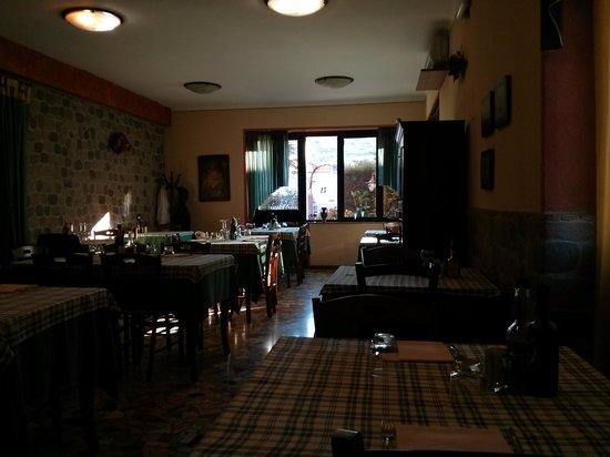 Hotel Florivana: La sala da pranzo