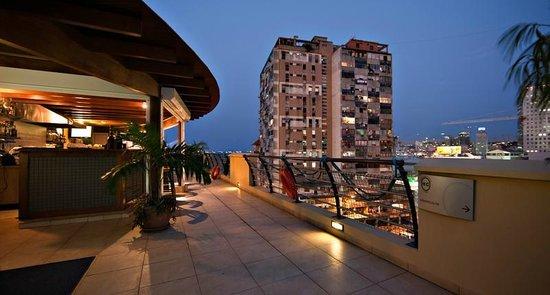 Hotel Continental: Terraço Bar
