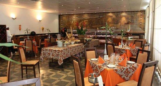 Hotel Continental: Restaurante