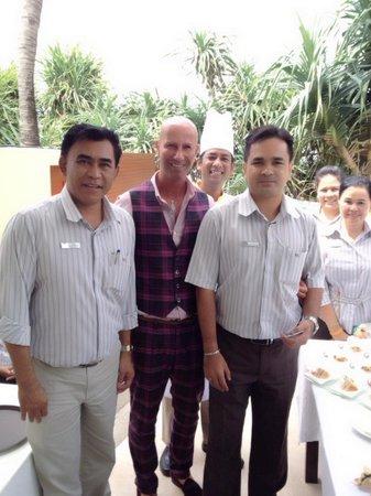La Flora Resort Patong: Un acceuil toujours aussi chaleureux