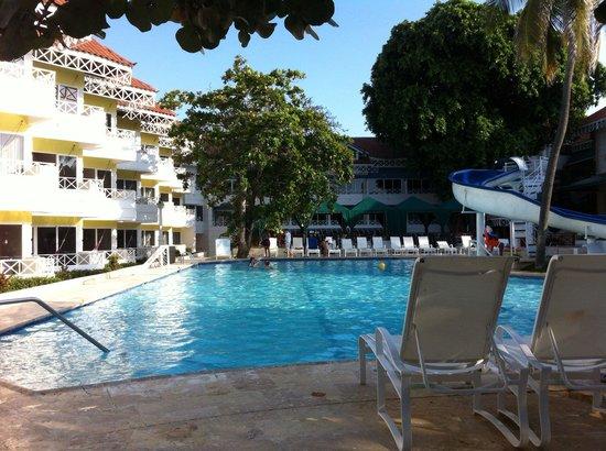Hotel Las Américas Casa de Playa : Casa de playa