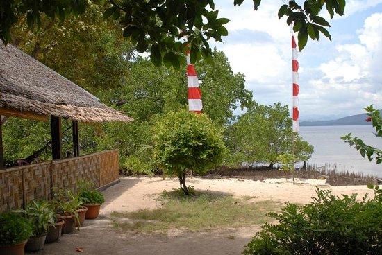 Bunaken Kuskus Resort: KusKusResto