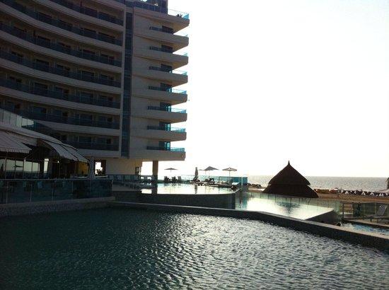 Hotel Las Américas Casa de Playa : Torre del mar (novo)