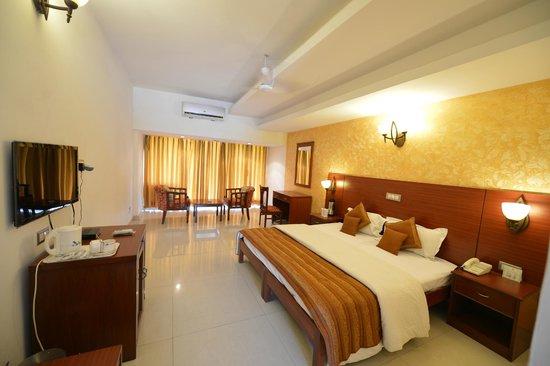 Hotel Rajhans : Room/suite