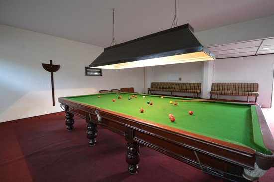 Hotel Rajhans: Pool Table