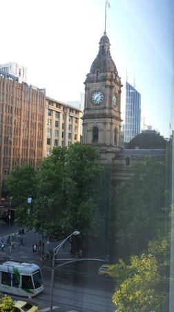 The Westin Melbourne : View from 235