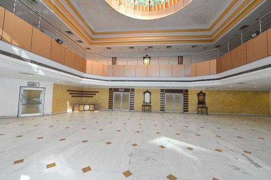 Hotel Rajhans: Hall