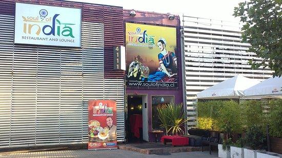 Soul Of India: Beeindruckende Fassade vor befriedigendem Restaurant