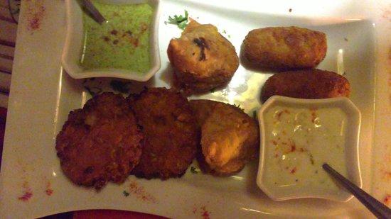Soul Of India: Vegetarisch und recht dürftig