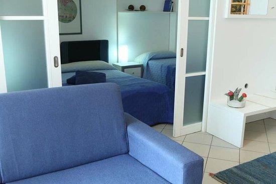 camera matrimoniale con letto singolo - Bild von Residence Venice ...