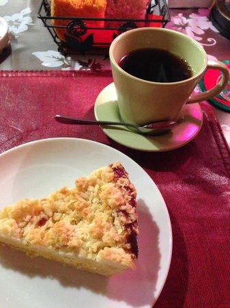 Ylulu: パッションフルーツケーキ おしいしいです☆