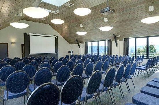 Azur en Ardenne: La Salle Céleste