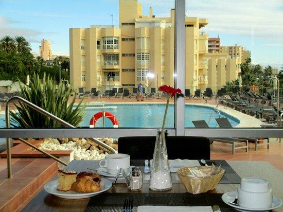 Hotel Riviera Benalmadena Dining Room
