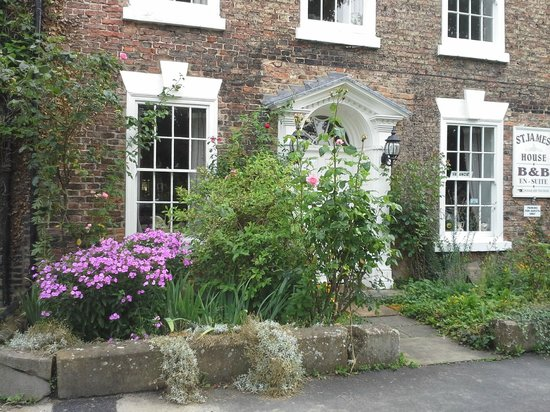 St James House: so quaint and beautiful