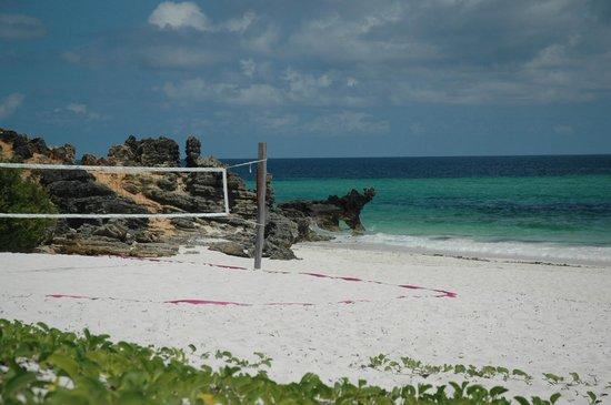 Garoda Resort : Beach volley