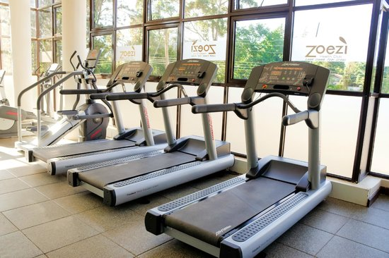 Eldoret, Κένυα: Zoezi Health Club & Spa