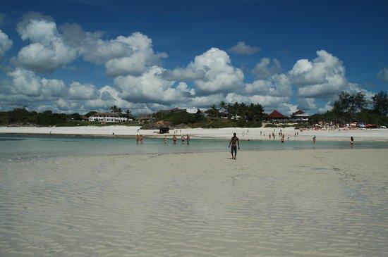 Garoda Resort : Bassa marea 2