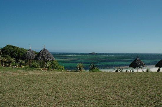 Garoda Resort: mare