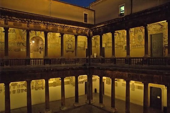University of Padova: Vecchio cortile