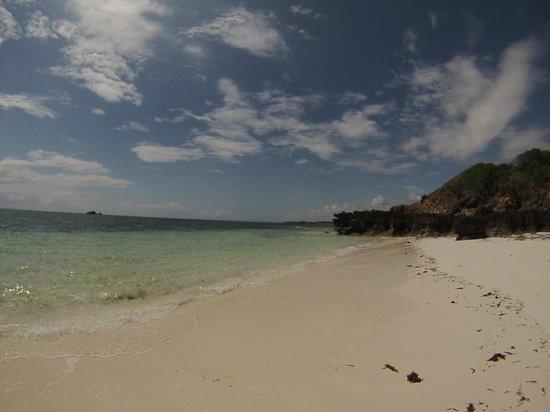 Garoda Resort: passeggiata