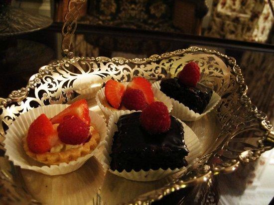 Annfield Guest House: Deliciosos pasteles caseros