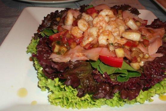 Sollo: Salada