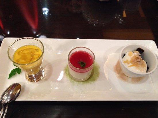 Manchinro Tenshimpo: デザート