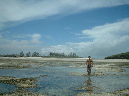 Aquarius Club : bassa marea