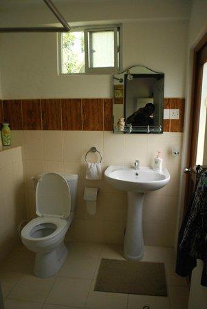 Sujatha's Homestay: Bathroom