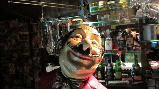 Bar O Cafe: cheeky
