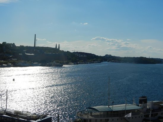 OURWAY Tours in Stockholm: Rooftop view
