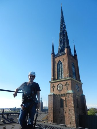 OURWAY Tours in Stockholm: Rooftop tour
