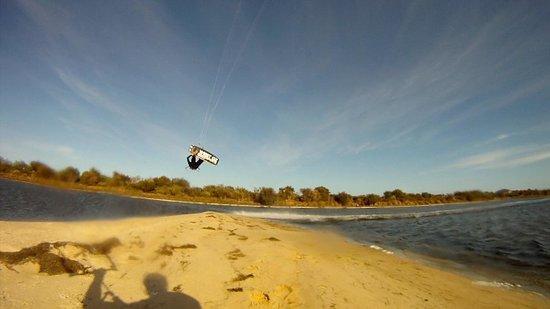 West Oz Kiteboarding: Perfect Location