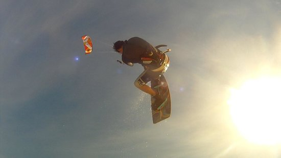 West Oz Kiteboarding: Private photo/ video shoot