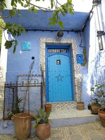 Dar Onsar : L'entrée dans la demeure