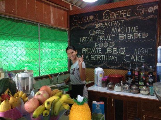 Ko Muk, Tailandia: Sugars Coffee Shop