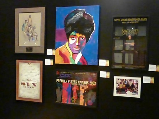Stax Museum of American Soul Music: Exhibit