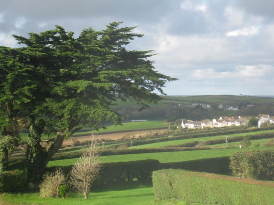 Wooldown Holiday Cottages: Room with a view 2