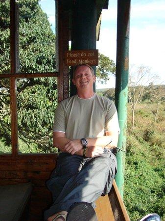 Treetops Lodge: Aberdare National Park, Aberdare National Park, Kenya