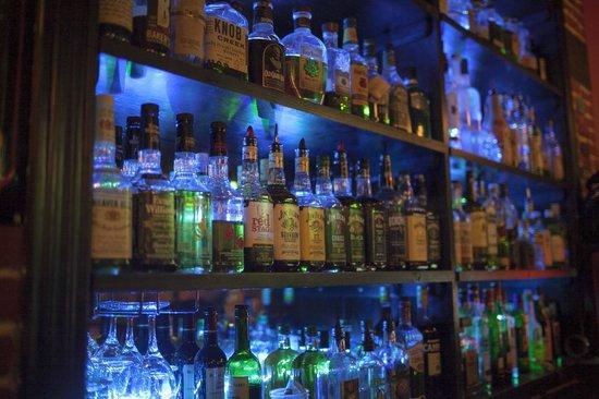 Bourbon Street Herzliya: Gotta love the Bourbons