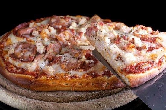 Bourbon Street Herzliya: Bourbon Street Pizza