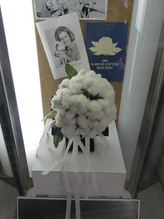 The Cotton Museum at the Memphis Cotton Exchange : Exhibit
