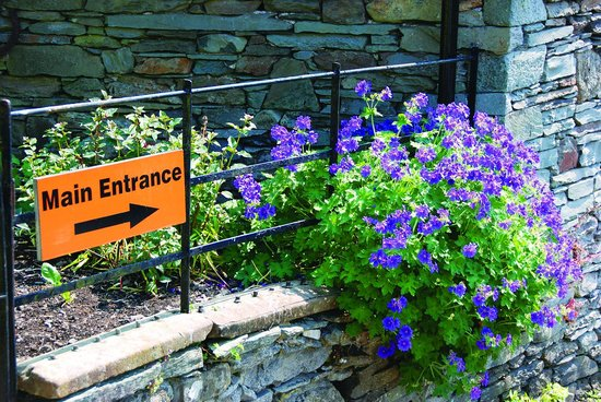 Ambleside Backpackers: Not this gate