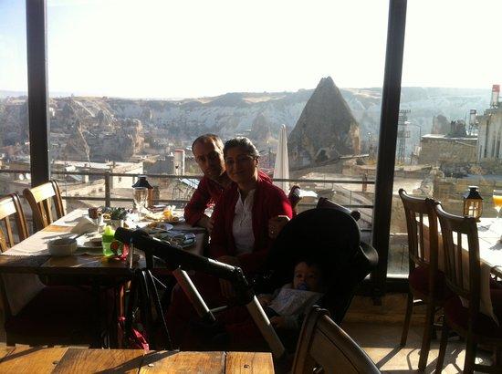 Mithra Cave Hotel: Mükemmel tatilin tek adresi
