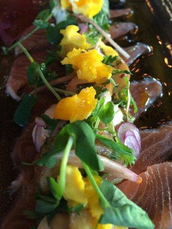 Nyfiken Trattoria e Bar : Salmon