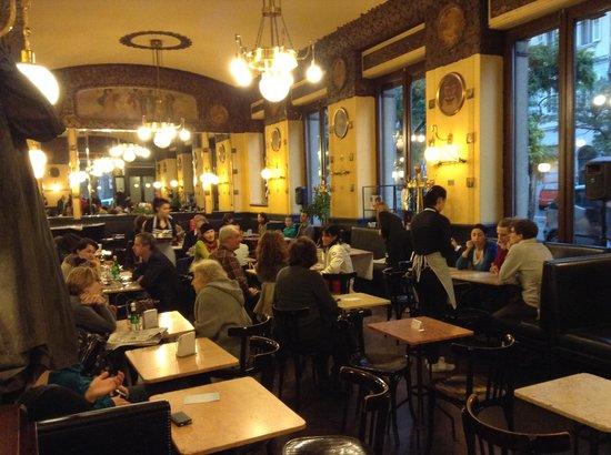 Caffè San Marco : La sala